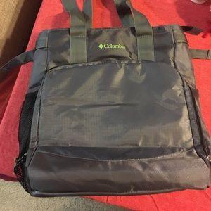 Columbia Baby Diaper Backpack/bag Convertible